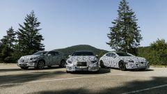 Mercedes-Benz, conferenza stampa 2020: elettriche e plug-in