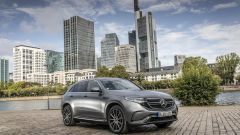 Mercedes-Benz, conferenza stampa 2020: EQC