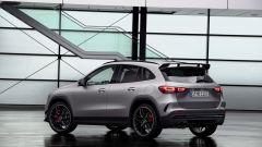Mercedes-Benz, conferenza stampa 2020: GLA 45 AMG