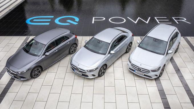 Mercedes-Benz, conferenza stampa 2020: le plug-in della Stella