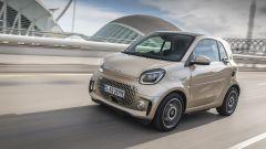 Mercedes-Benz, conferenza stampa 2020: smart fortwo elettrica