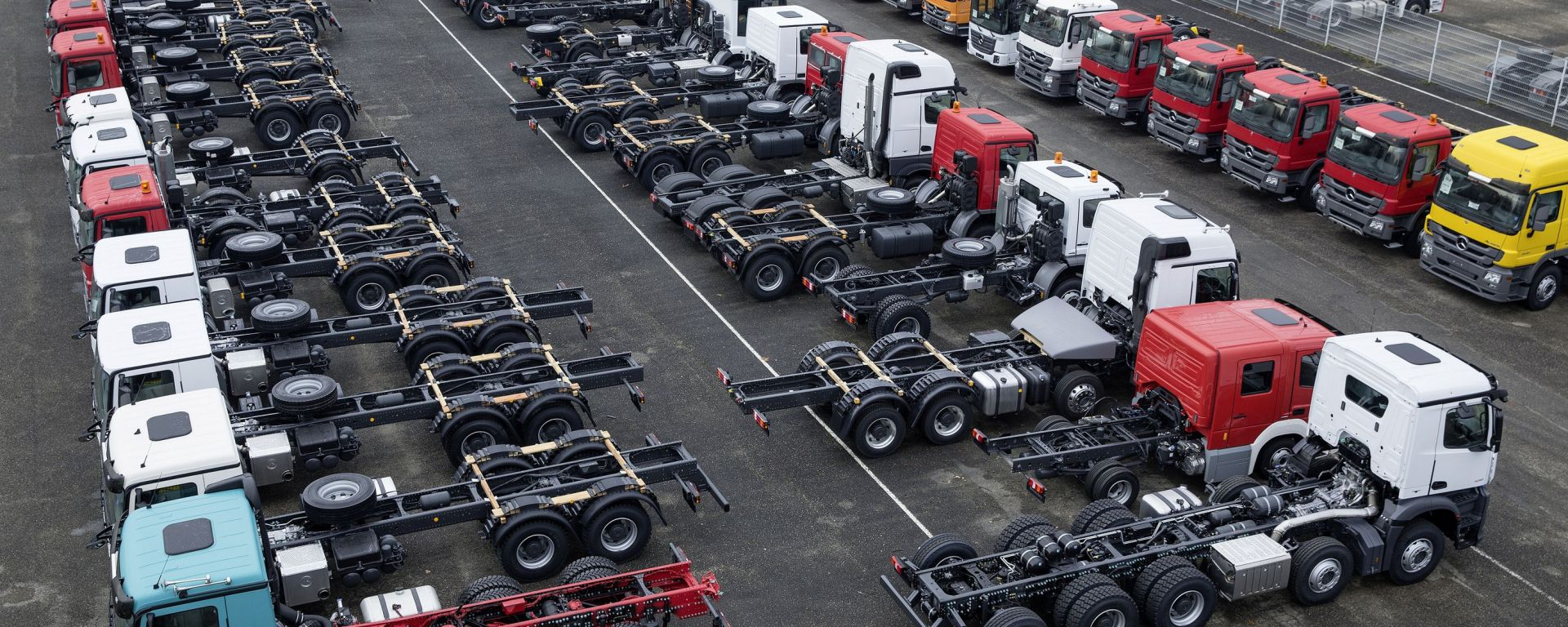 Mercedes-Benz CTT: Custom Tailored Trucks