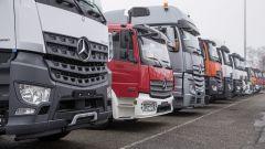 Mercedes-Benz CTT: Custom Tailored Trucks - Immagine: 5