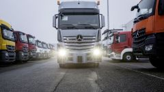 Mercedes-Benz CTT: Custom Tailored Trucks - Immagine: 3