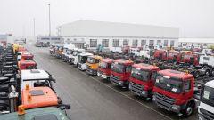 Mercedes-Benz CTT: Custom Tailored Trucks - Immagine: 4