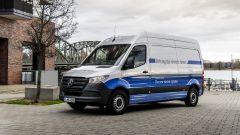 Nuovo Mercedes-Benz e-Sprinter