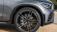 Mercedes-Benz GLC 43 4Matic AMG Coupé, i nuovi cerchi da 21