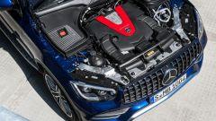 Mercedes-Benz GLC 43 4Matic AMG, il motore 3.0 V6 biturbo