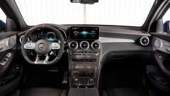 Mercedes-Benz GLC 43 4Matic AMG, l'abitacolo