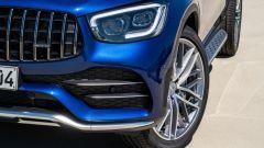 Mercedes-Benz GLC 43 4Matic AMG Suv, nuovi fari e luci diurne a led