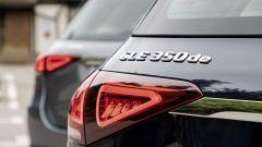 Mercedes-Benz GLE plug-in hybrid a gasolio