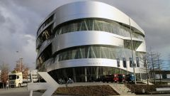 Mercedes-Benz Museum, Stoccarda