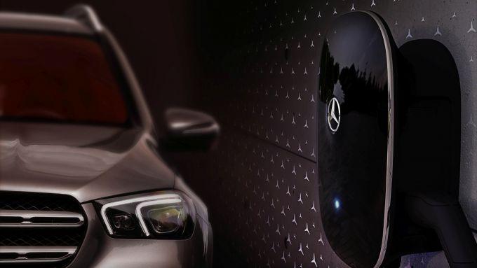 Mercedes-Benz, sempre più plug-in per la casa della Stella