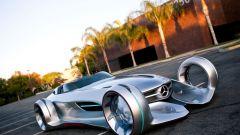 Mercedes-Benz Silver Arrow Concept - Immagine: 12