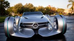 Mercedes-Benz Silver Arrow Concept - Immagine: 5