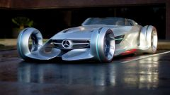 Mercedes-Benz Silver Arrow Concept - Immagine: 7