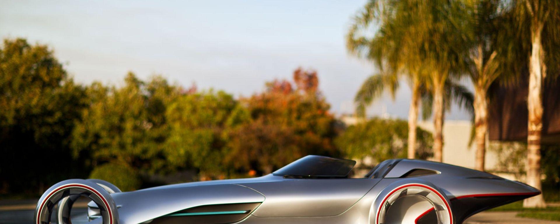 Mercedes-Benz Silver Arrow Concept