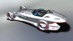 Mercedes-Benz Silver Arrow Concept - Immagine: 3