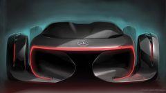 Mercedes-Benz Silver Arrow Concept - Immagine: 13