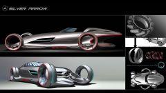 Mercedes-Benz Silver Arrow Concept - Immagine: 14