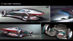 Mercedes-Benz Silver Arrow Concept - Immagine: 15