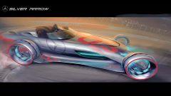 Mercedes-Benz Silver Arrow Concept - Immagine: 16