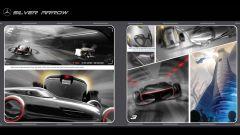 Mercedes-Benz Silver Arrow Concept - Immagine: 17