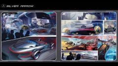 Mercedes-Benz Silver Arrow Concept - Immagine: 18
