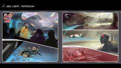 Mercedes-Benz Silver Arrow Concept - Immagine: 19