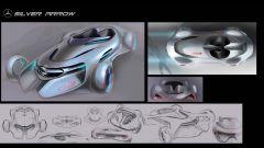 Mercedes-Benz Silver Arrow Concept - Immagine: 21