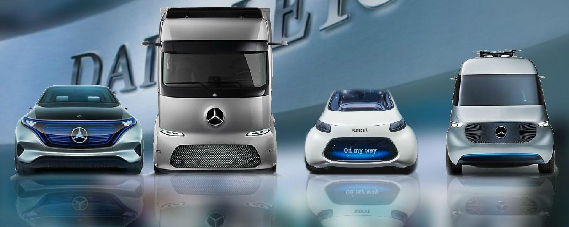 Mercedes-Benz: al via la nuova strategia
