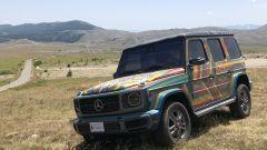 Mercedes-Benz SUVAttack 2021: direttamente dal Messico la Alebri-G