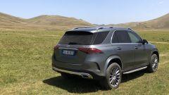 Mercedes-Benz SUVAttack 2021: fino a 100 km a zero emissioni per la GLE 350 de 4Matic