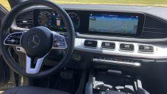 Mercedes-Benz SUVAttack 2021: gli interni della GLE 350 de 4Matic