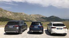 Mercedes-Benz SUVAttack 2021: i SUV GLE e GLB accompagnati da una Classe B di appoggio alla carovana