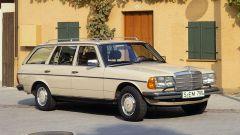 Mercedes-Benz T-Modell ambientata