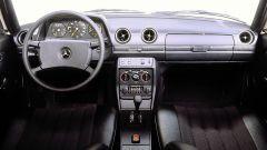 Mercedes-Benz T-Modell der Baureihe 123 interni