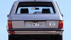 Mercedes-Benz Typ 300 TD Turbodiesel der Baureihe 123 posteriore