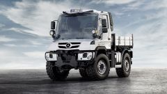 Mercedes-Benz Unimog - Immagine: 32