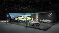Mercedes-Benz User Experience: anteprima mondiale al CES 2018 - Immagine: 3