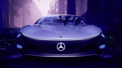 Mercedes-Benz Vision AVTR: visuale frontale