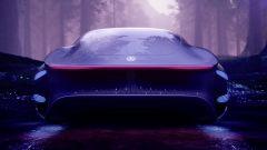 Mercedes-Benz Vision AVTR: visuale posteriore