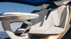 Mercedes-Benz Vision Duet: i due sedili posteriori
