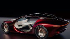 Mercedes-Benz Vision Duet: niente portiere!