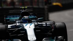 Mercedes, Bottas - F1 2017 GP Monaco