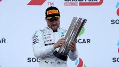"""Mercedes, Bottas sbanca Baku: """"Mi godo la vittoria"""" - Immagine: 1"""