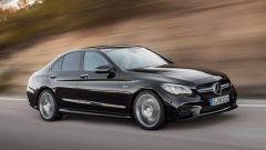 Mercedes C 43 AMG, a Ginevra il restyling