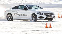 Mercedes-AMG 4MATIC, potenza e aderenza a prova di ghiaccio - Immagine: 3