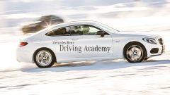 Mercedes-AMG 4MATIC, potenza e aderenza a prova di ghiaccio - Immagine: 4