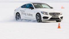 Mercedes-AMG 4MATIC, potenza e aderenza a prova di ghiaccio - Immagine: 5